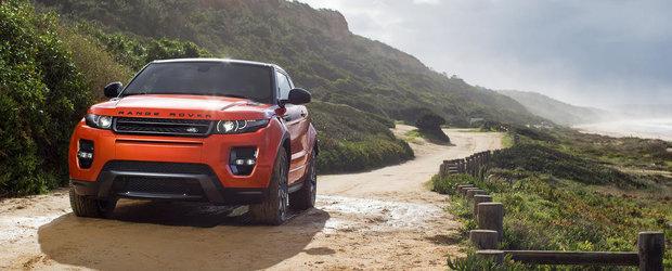 Range Rover Evoque primeste doua editii speciale si un plus de atractivitate