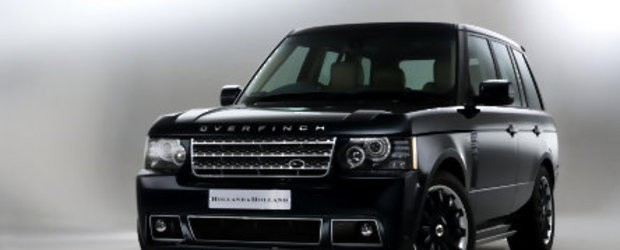 Range Rover Holland & Holland by Overfinch - Arme si.. tuning