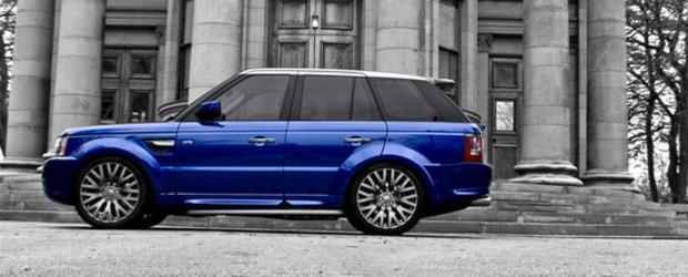 Range Rover Sport by Project Kahn - Aproape de perfectiune!