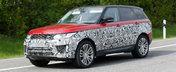 Britanicii pregatesc un facelift pentru actualul Range Rover Sport. Cand va fi lansat noul model