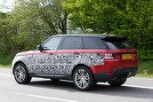 Range Rover Sport Facelift - Poze spion