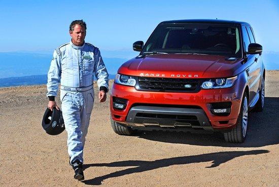 Range Rover Sport la Pikes Peak 2013