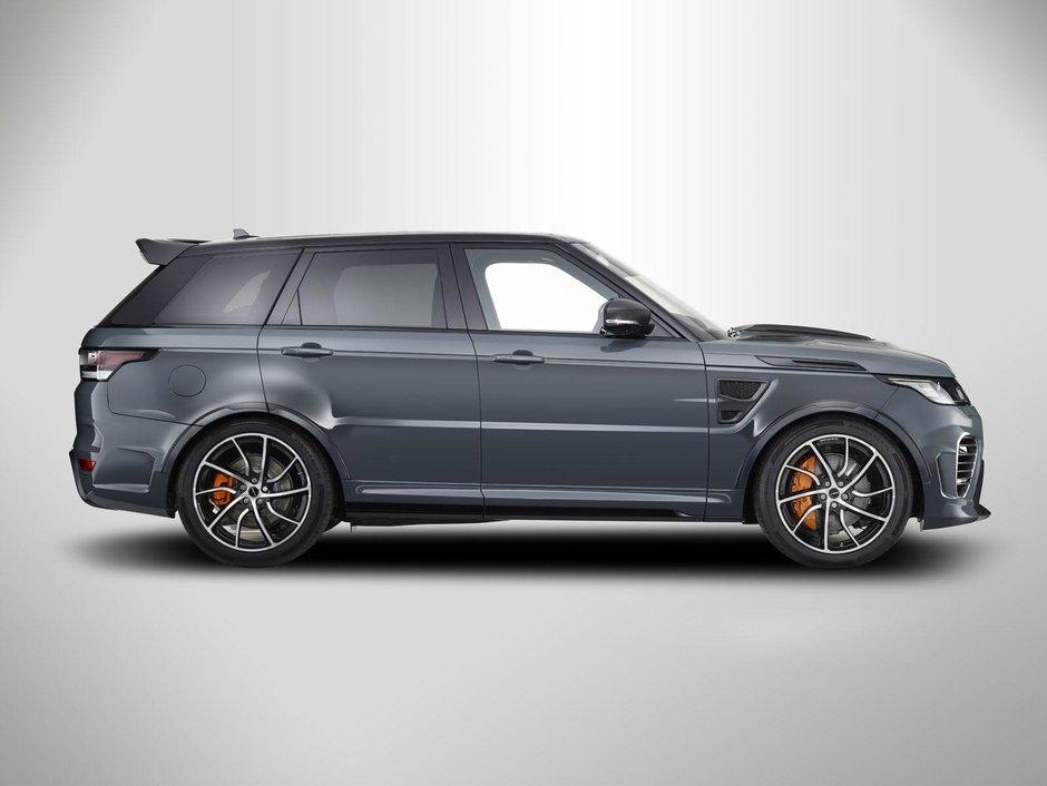 Range Rover Sport SVR by Overfinch