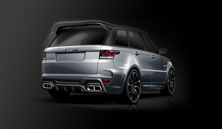 Range Rover Sport SVR de la Overfinch