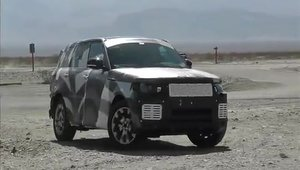 Range Rover Sport - Video Spion