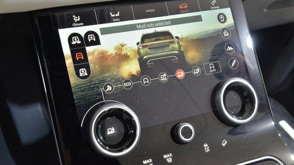Range Rover Velar - Poze reale