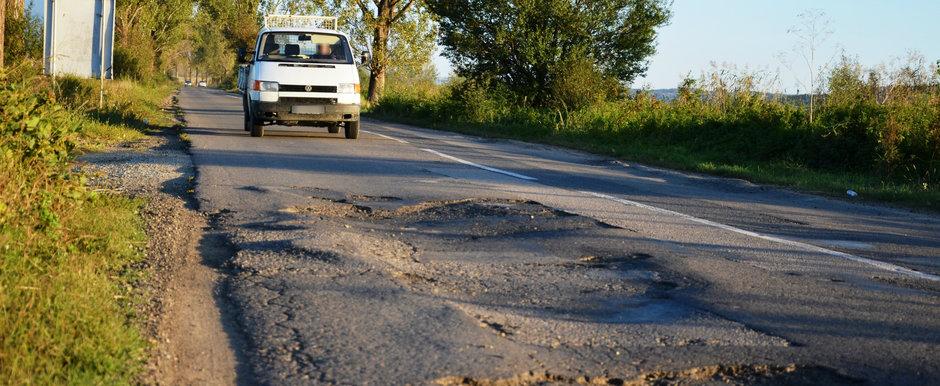Raport FEM: Romania are drumuri mai proaste decat tarile din lumea a treia precum Zambia, Mali sau Etiopia