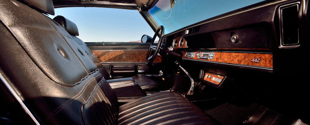 Rar se intampla sa gasesti una de cumparat. Masina din 1970 are motor V8 de 7.5 litri si 370 de cai putere