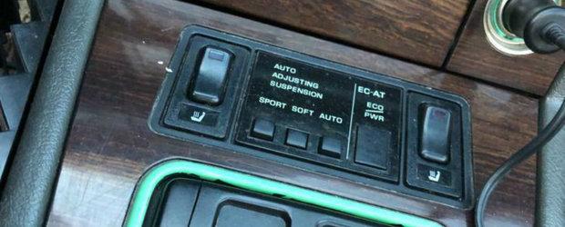 Rar se-ntampla sa gasesti una la vanzare. Masina din '91 are motor V6, scaune incalzite si suspensie ajustabila