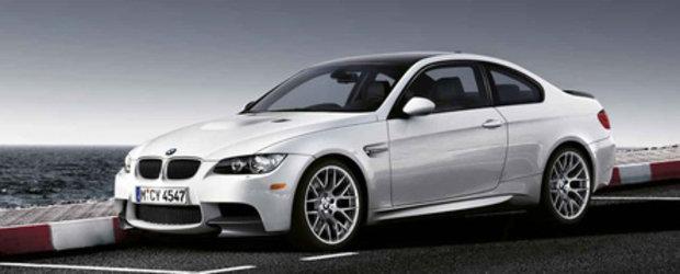 Rasfat in fibra de carbon: Noi accesorii pentru BMW M3