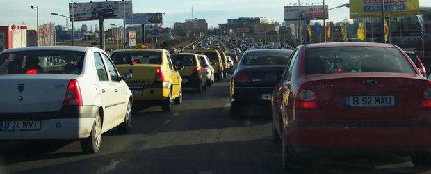 Rasturnare de situatie: 'Platiti si dobanda pentru taxa auto incasata ilegal!'