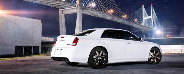 Razboiul cailor putere continua: Chrysler dezvaluie noul 300 SRT8!