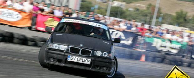 Razvan Fratianu si BMW E36 M3