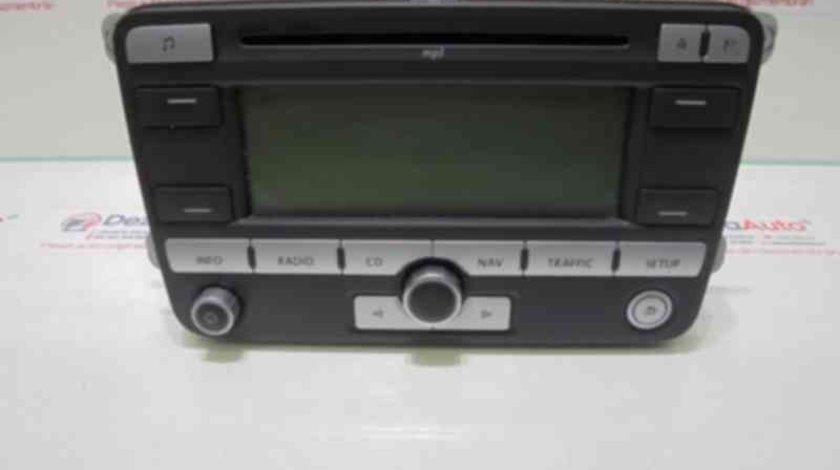 Rdaio cd cu mp3 1K0035191D, Vw Passat (3C2)