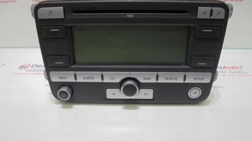 Rdaio cd cu mp3 1K0035191D, Vw Passat Variant