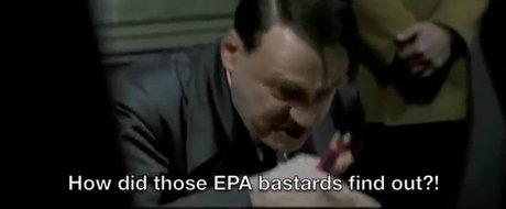 Reactia lui Hitler la auzul vestii ca VW a fost prins trisand la testele de poluare