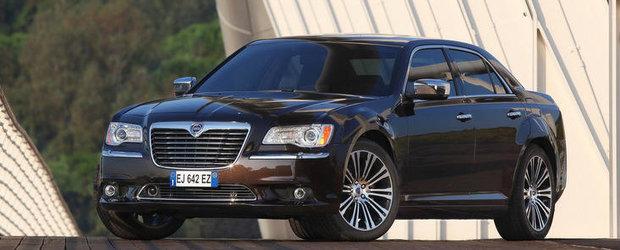Recall AutoItalia: Sunt vizate masini Fiat 500 si Lancia Thema