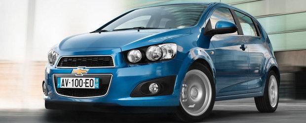 Recall Chevrolet din cauza unor posibile probleme la pedala de frana