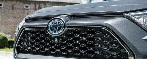 Recall masiv anuntat de TOYOTA: 5.84 milioane de masini, din intreaga lume, sunt afectate