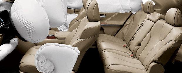 Recall masiv de 3,4 milioane de masini japoneze pentru airbag-uri defecte
