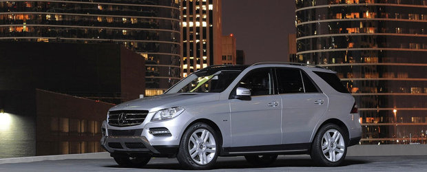 Recall Mercedes in Romania pentru covorasele care pot bloca acceleratia
