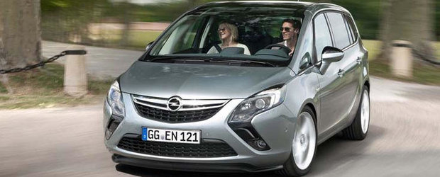 Recall Opel: Sunt vizate 7 unitati Zafira comercializate in Romania