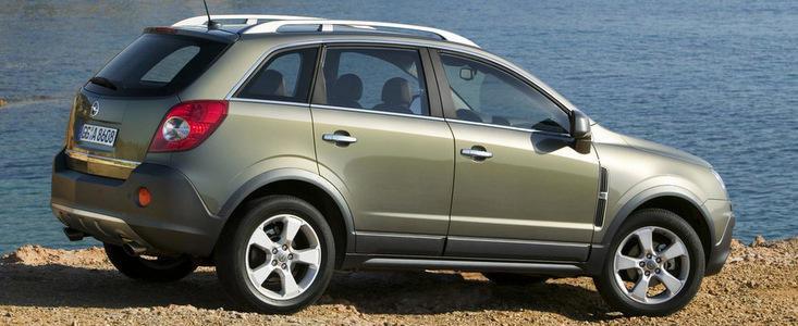 Recall Opel: Sunt vizate circa 600 de masini Antara