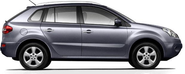 Recall Renault: Sunt rechemate in service peste 60.000 de unitati Koleos