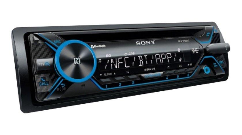 Receptor CD-1DIN, Sony MEXN4200BT