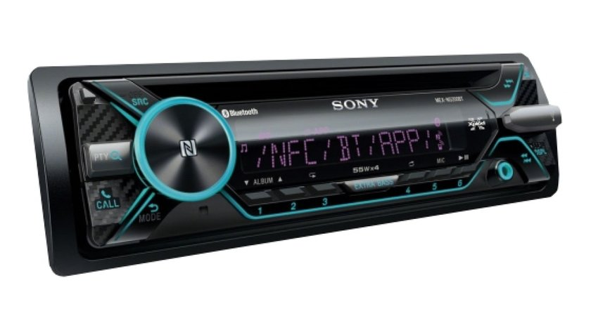 Receptor CD-1DIN, Sony MEXN5200BT