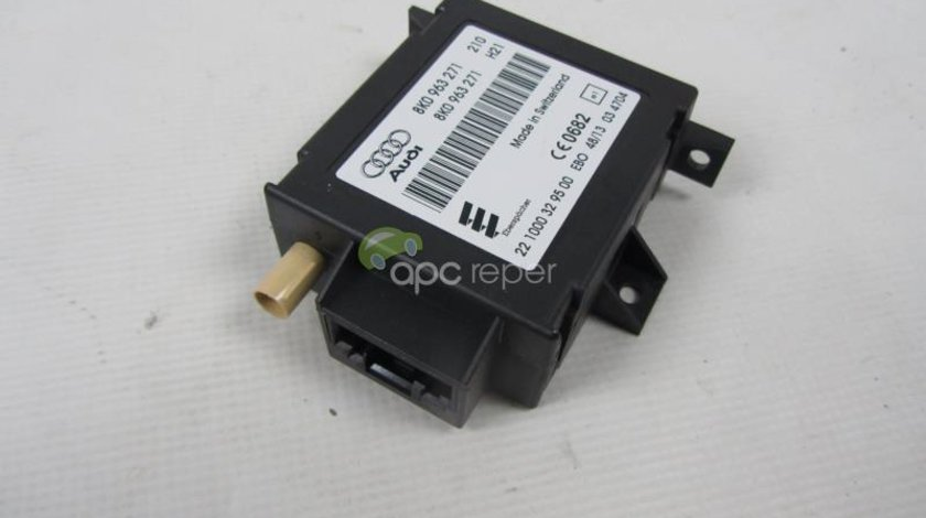 Receptor radio ptr Webasto Audi A4 8K, A5 cod 8K0963271