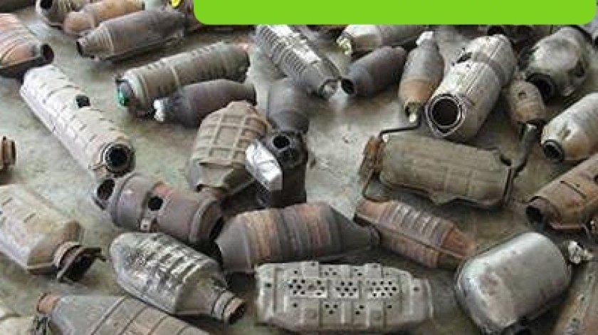 Reciclăm colectăm catalizatoare filtru de particule auto uzate cumpar catalizatoare