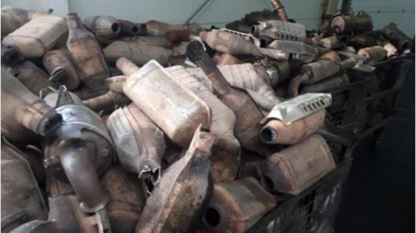 Reciclam colectam cumpar catalizatoare