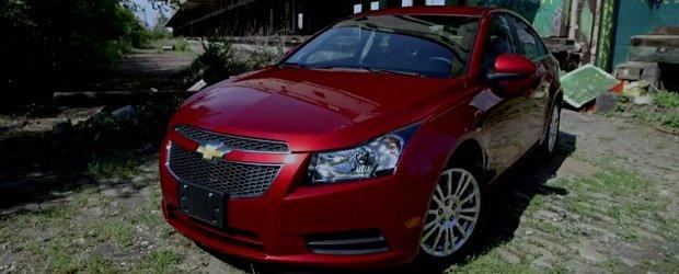 Reclama cu zombi la noul Chevrolet Cruze