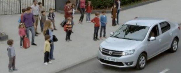Reclama Dacia Logan 2: acesta este cel mai nou spot pentru noul Logan 2013