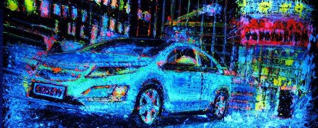 Reclama inedita la Chevrolet Volt
