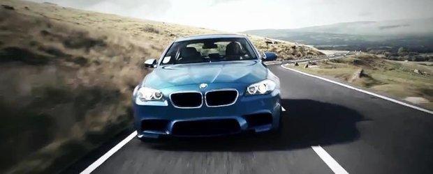 Reclama la BMW M - e ca si cum ai avea o prajitura si o mananci. Huh?