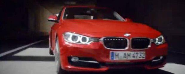 Reclama la BMW Seria 3 - Jocurile Olimpice