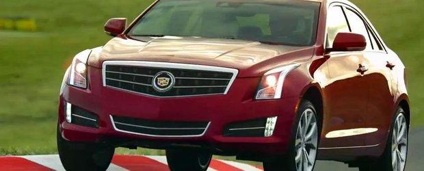 Reclama la Cadillac ATS, cea mai vizionata la Super Bowl