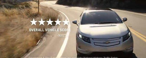 Reclama la Chevrolet Volt: numerele care spun totul