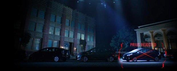 Reclama la Ford C-MAX: mai bun decat Prius, spun americanii