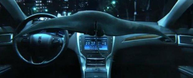 Reclama la noul Lincoln MKZ - mostenirea