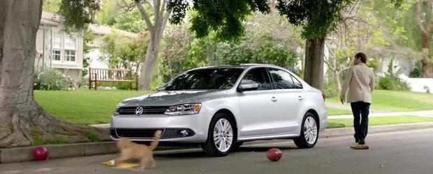 Reclama Volkswagen Jetta 2012: o masina de calitate cu portiere serioase