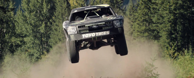 Recoil 3: BJ Baldwin ne prezinta o alta portie de adrenalina in off-road