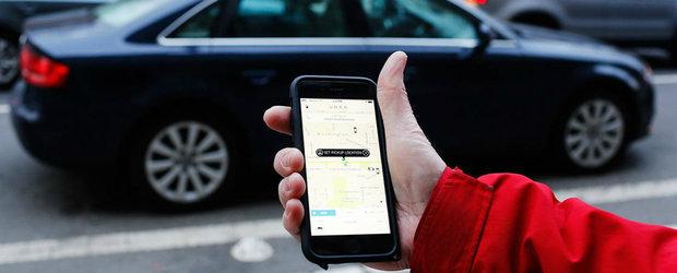 Recomanda-i unui prieten serviciul Uber si intra in cursa pentru doua ceasuri Apple Watch!