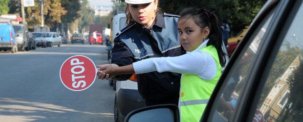 Recomandari ale politiei rutiere la inceput de saptamana