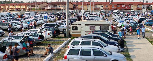 Record absolut: romanii au inmatriculat peste 1 milion de masini second-hand in 2017, majoritatea cu probleme