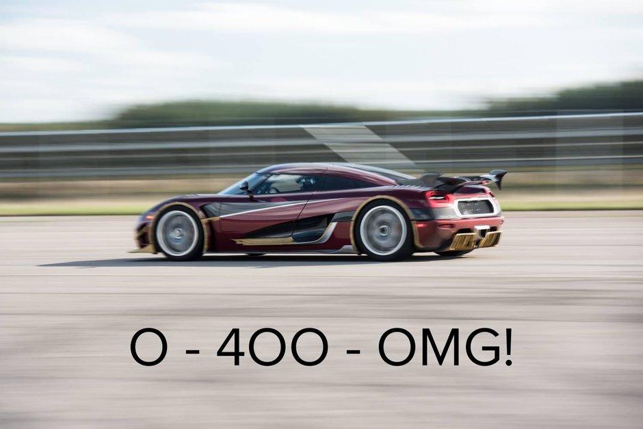 Record Koenigsegg