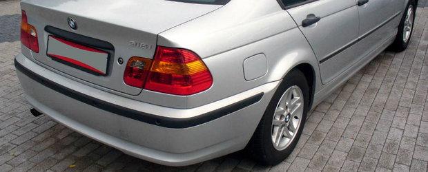 Record national absolut: un BMW 316i a reusit sa atinga 102 km/h!