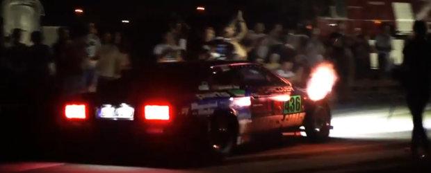 Record RWD la prima cursa de drag in nocturna din ROMANIA. Rezultatul obtinut de Ursul cu 1000 CP sub capota